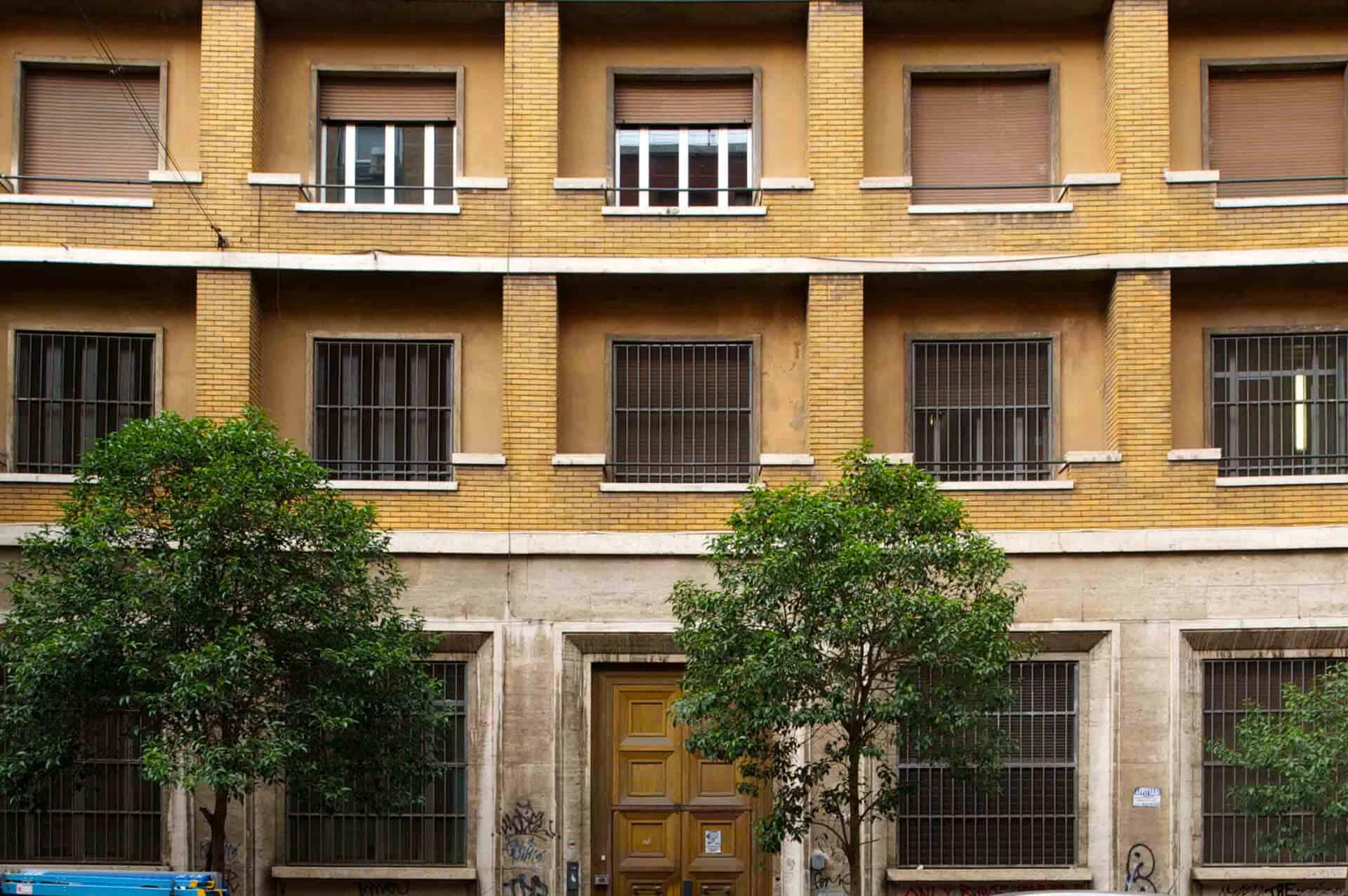 Central Sicaf - Rome, Via dei Liburni