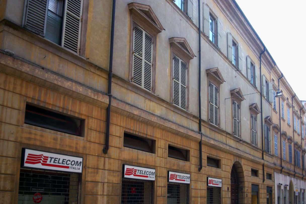 Central Sicaf - Modena, Via Farini – Via Campanella