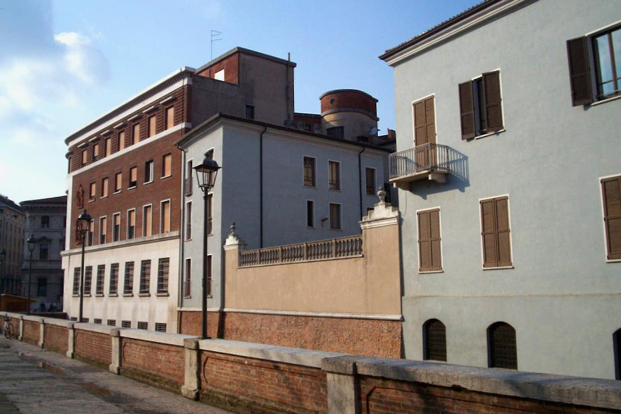 Central Sicaf - Mantova, Via Corridoni