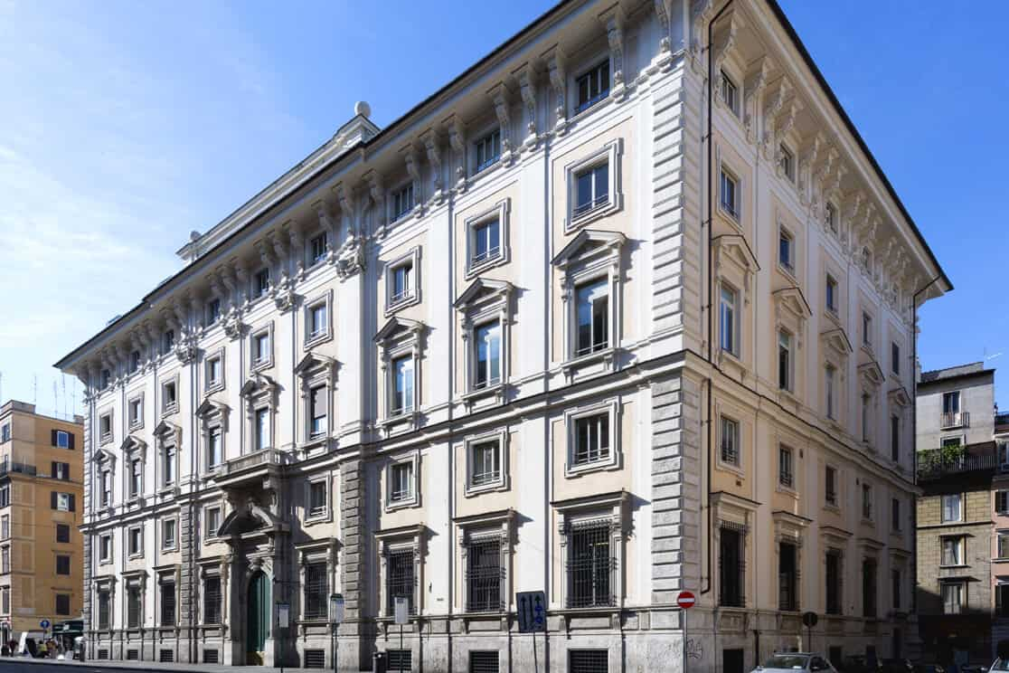 Central Sicaf - Rome,<br>Corso Vittorio Emanuele II