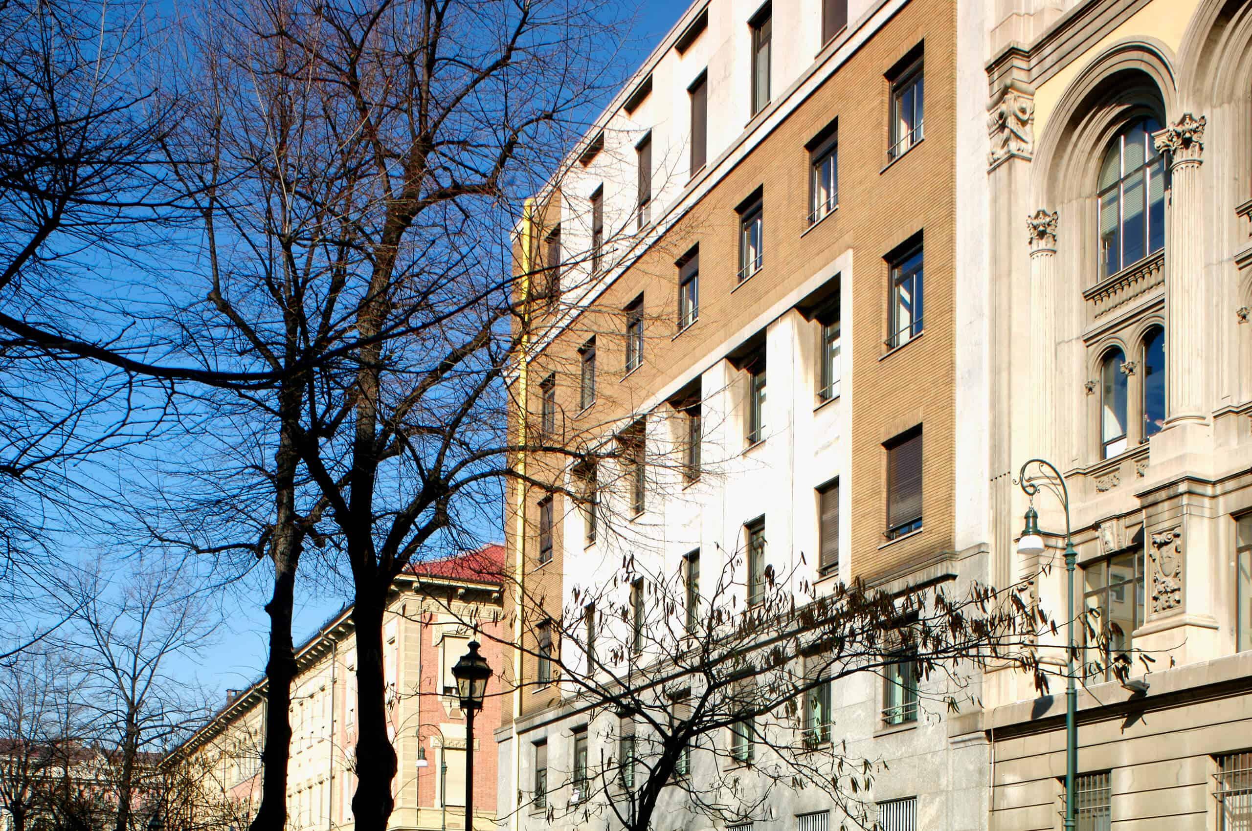 Central Sicaf - Turin,<br>Via Mercantini